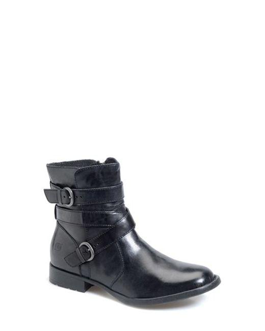 Børn | Black 'Mcmillan' Round Toe Boot | Lyst