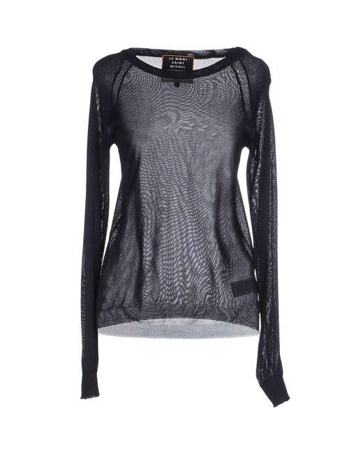 Le Mont St Michel | Blue Sweater | Lyst