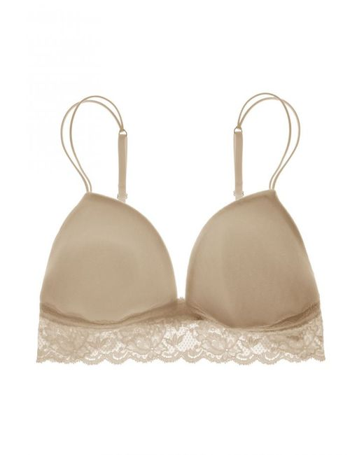 Cosabella | Pink Never Say Never/soire Padded Bralette | Lyst