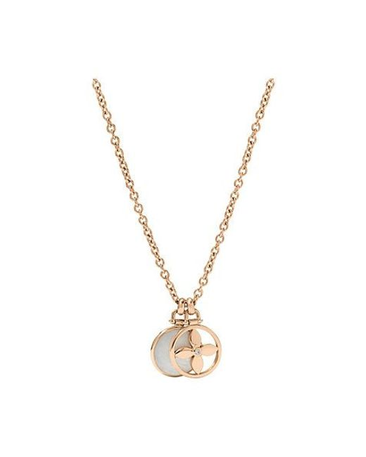 Fossil | Metallic Jf01138791 Womens Necklace | Lyst