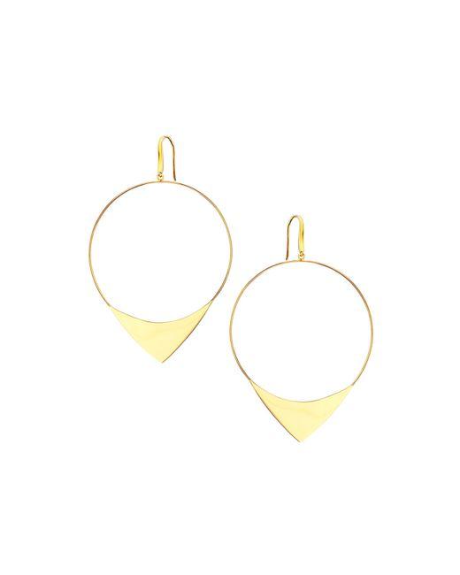 Lana Jewelry | Metallic 14k Large Elite Hoop Earrings | Lyst