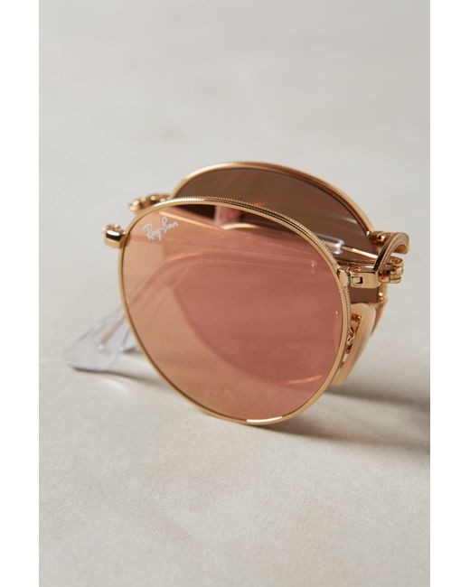 Ray Ban Pink Round