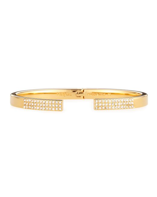 Vita Fede | Metallic Divisio Crystal Bracelet | Lyst
