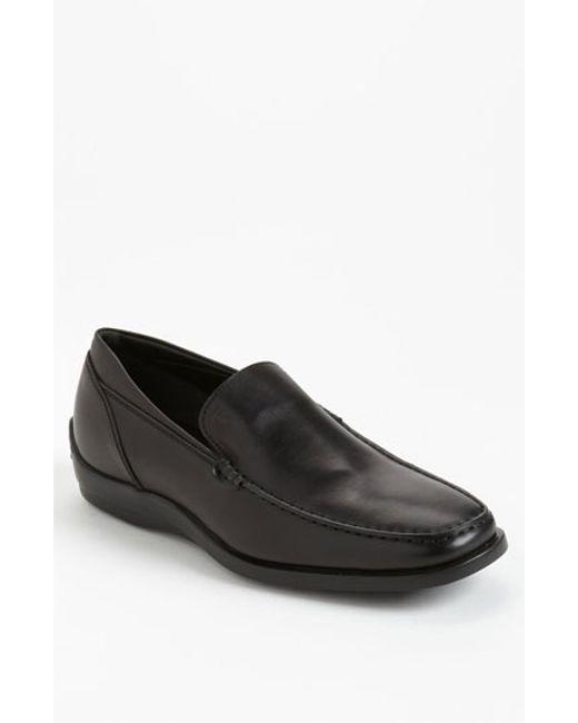Tod's | Black 'quinn' Venetian Loafer for Men | Lyst