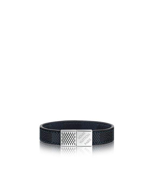 Louis Vuitton | Metallic Pull It Bracelet for Men | Lyst