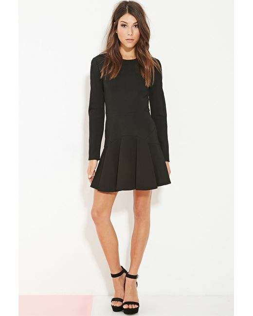 Forever 21 | Black Minty Meets Munt Shine Bright Dress | Lyst