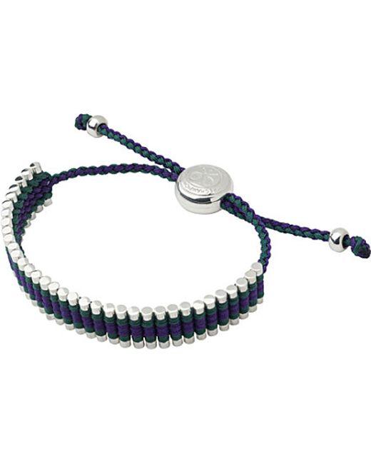 Links of London | Multicolor Mini Friendship Bracelet | Lyst