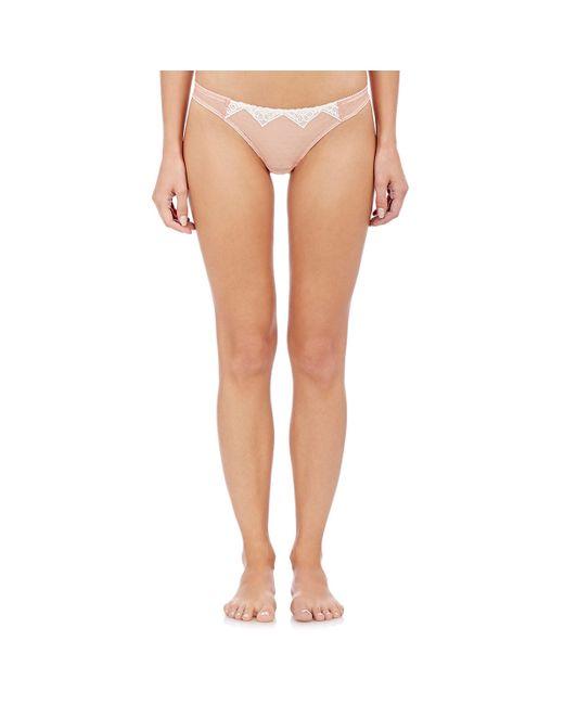 Yasmine Eslami | Natural Tara Bikini Brief for Men | Lyst