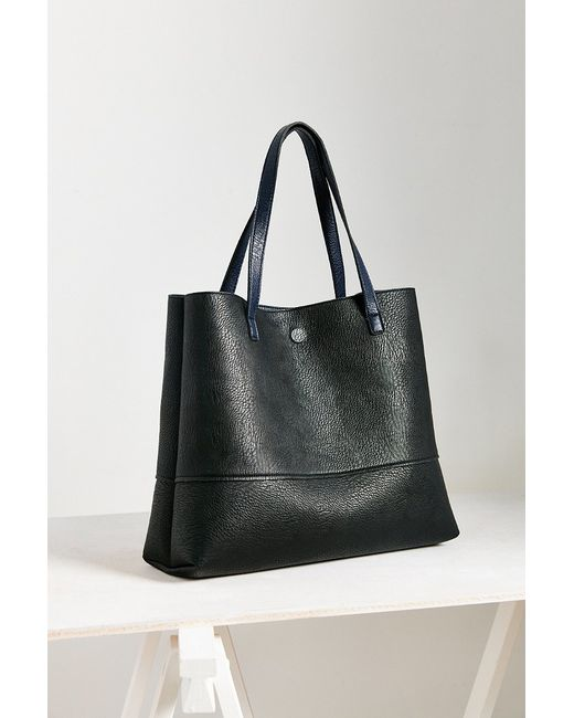 Vegan Leather Tote Bag Urban Outfitters