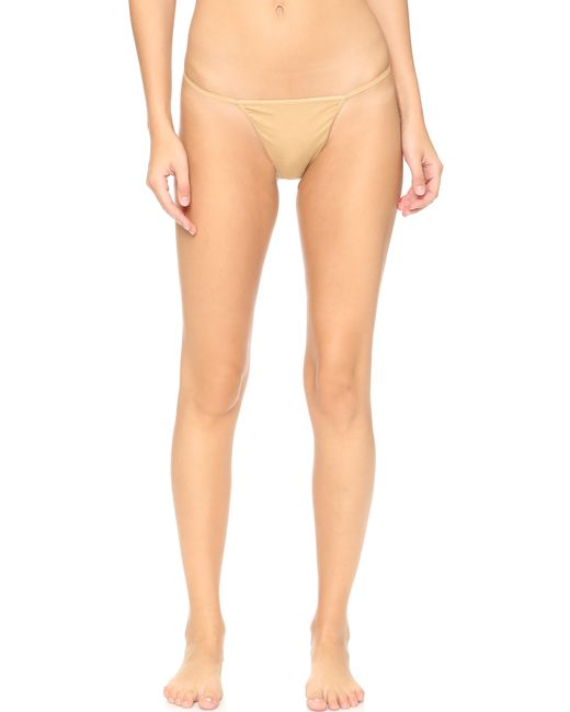 Cosabella | Natural Talco G-string | Lyst