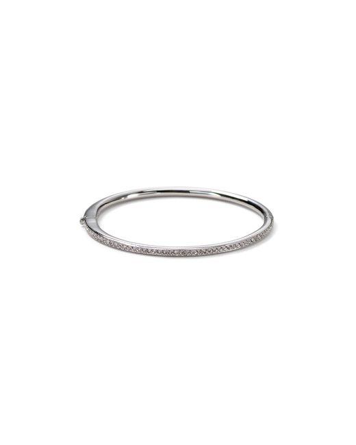 Nadri | Metallic Single Row Bangle | Lyst
