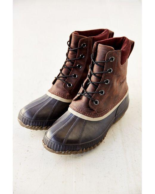 Beautiful  Women39s Fashion PullOn Faux Fur Waterproof Lace Up Duck Boots  Ankle