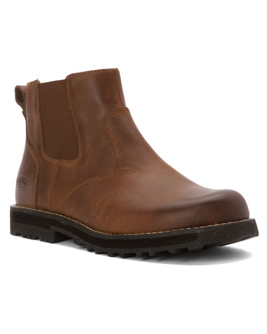 Keen   Brown Briggs Waterproof Cold-weather Shoes for Men   Lyst