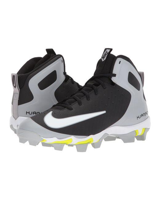more photos a28b4 90acb Nike - Gray Alpha Huarache Keystone Mid for Men - Lyst ...