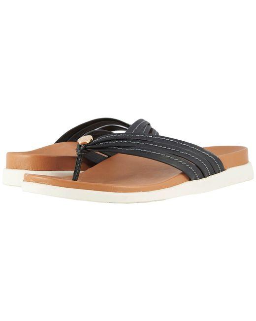 Vionic - Black Catalina Thong Sandal - Lyst