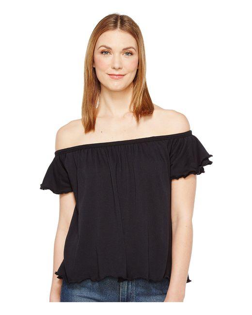 Alternative Apparel - Black Vintage 50/50 Jersey Summer Daze Tee - Lyst