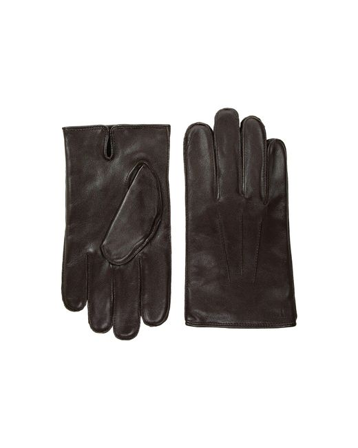 Polo Ralph Lauren - Brown Everyday Nappa Gloves for Men - Lyst
