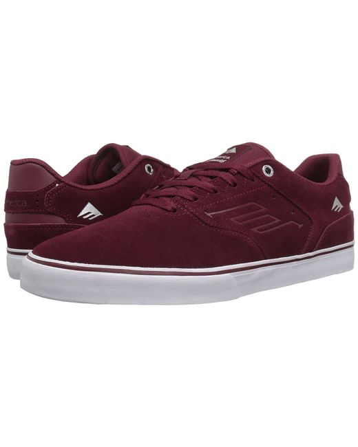Emerica - Red The Reynolds Low Vulc for Men - Lyst