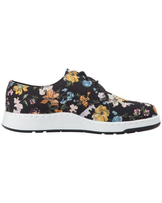 Dr. Martens Darcy Floral Cavendish 3-Eye Shoe V8bIp