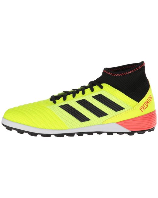 69c9d776ae5 ... Adidas - Yellow Predator Tango 18.3 Indoor Soccer Shoe for Men - Lyst  ...