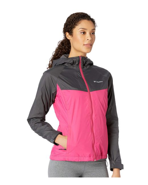 Lyst - Columbia Switchbacktm Fleece Lined Jacket in Pink