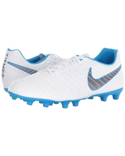 Nike - Blue Tiempo Legend 7 Academy Fg for Men - Lyst