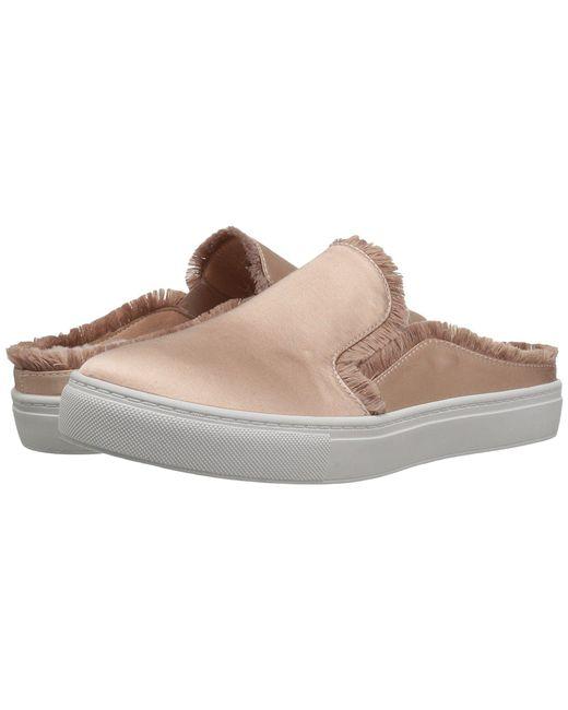 Dirty Laundry Miss Jaxon Faux Fur Lined Mule Sneaker 39Nsg