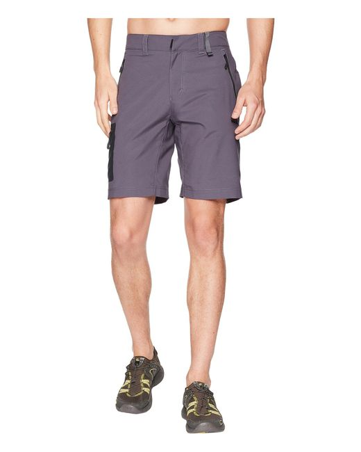 a75aa34092a Jack Wolfskin - Multicolor Active Track Shorts for Men - Lyst ...