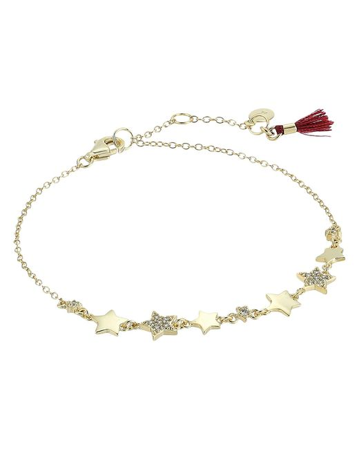 Shashi - Metallic Star Multi Bracelet - Lyst