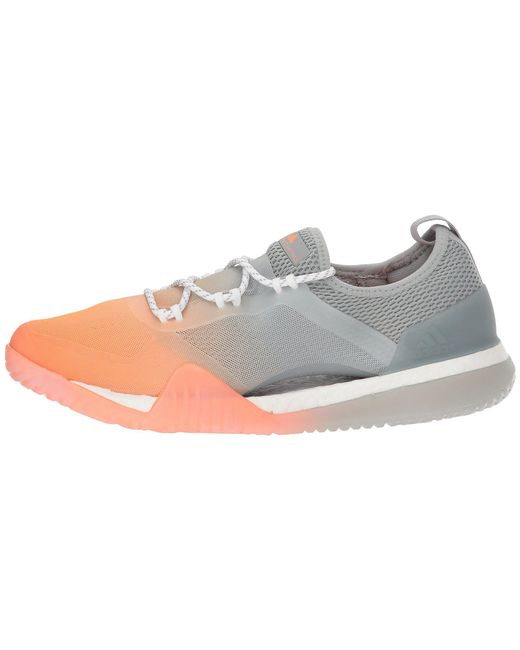 5d2908977c6d5 Lyst - adidas By Stella McCartney Pure Boost X Tr 3.0 in Gray - Save 36%