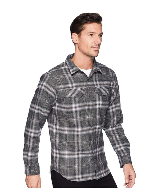 02b58b2391d ... Columbia - Multicolor Silver Ridge Flannel Long Sleeve Shirt for Men -  Lyst ...