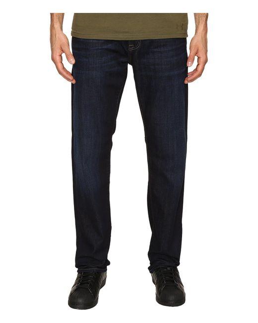 Mavi Jeans - Blue Zach In Rinse Brushed Williamsburg for Men - Lyst