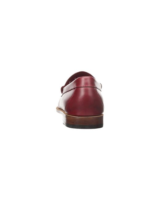 979627b0821 Lyst - G.H.BASS Larson Weejuns in Red for Men - Save 38%