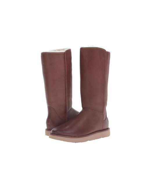 Ugg - Brown Abree Ii Leather - Lyst
