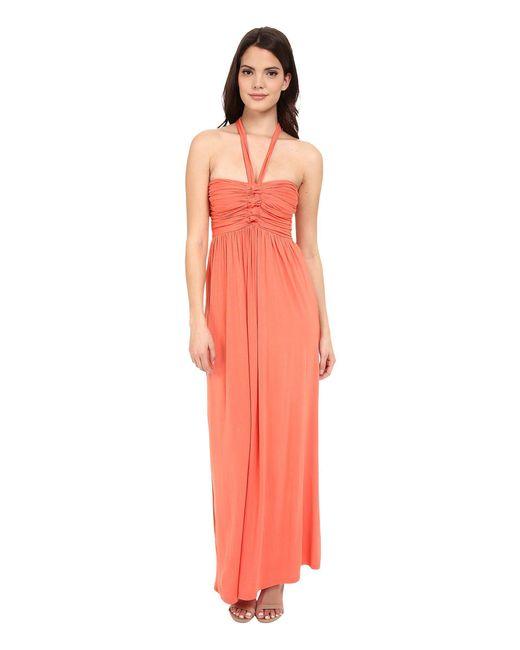 ... Culture Phit | Multicolor Liliana Maxi Dress | Lyst ...