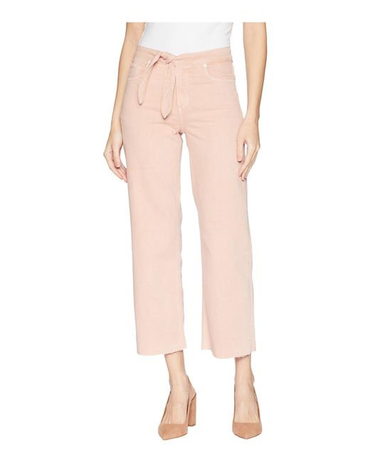 PAIGE - Pink Nellie Culotte In Vintage California Rose - Lyst