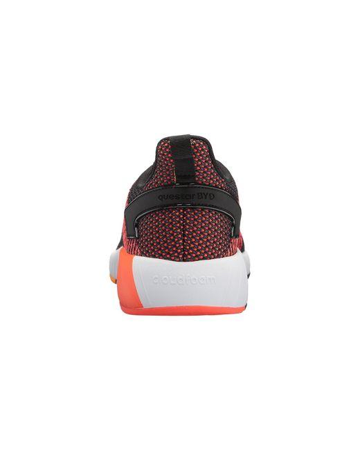 ... Adidas | Red Questar Byd for Men | Lyst ...