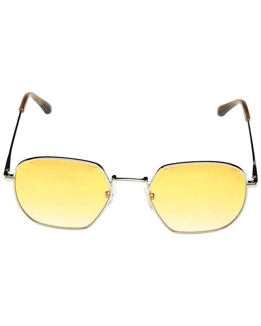 4a19aa7f3e85 ... TOMS - Metallic Sawyer (shiny Silver) Fashion Sunglasses - Lyst ...
