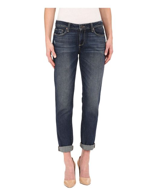 PAIGE - Blue Jimmy Jimmy Skinny In Atticus - Lyst
