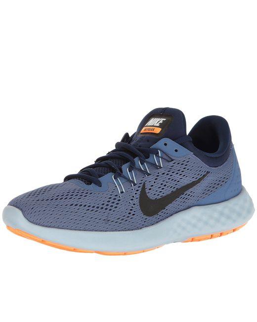 Nike - Blue Lunar Skyelux for Men - Lyst ...