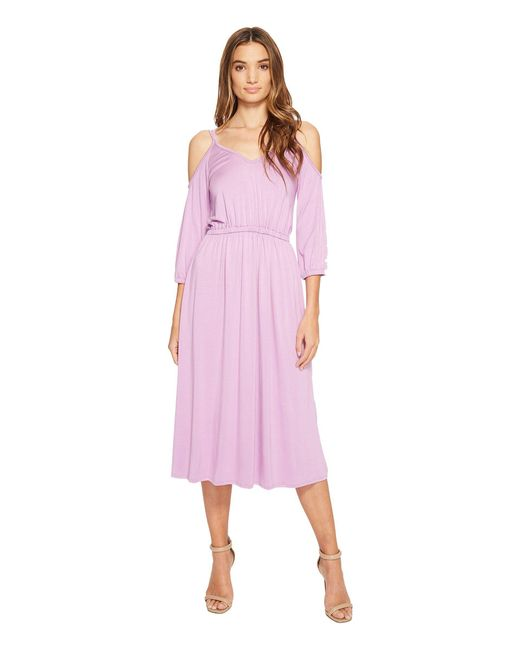 Rachel Pally - Purple Ariana Dress - Lyst