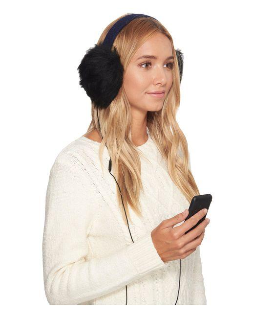 Ugg - Multicolor Wool Wired Earmuff - Lyst