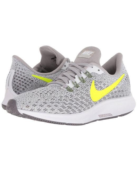 9e629a53488c1 Nike - White Air Zoom Pegasus 35 - Lyst ...