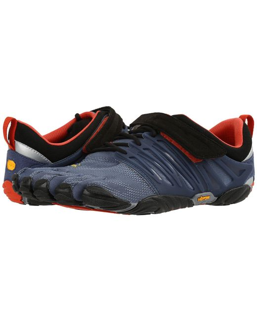 Vibram Fivefingers - Blue V-train for Men - Lyst
