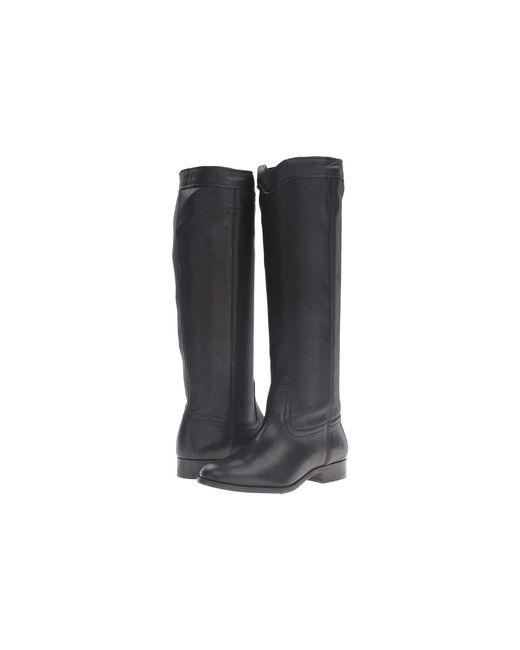 Frye - Black Cara Roper Tall - Lyst
