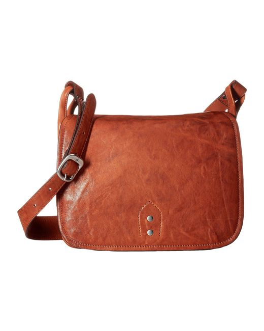 Frye - Multicolor Veronica Buckle Messenger - Lyst
