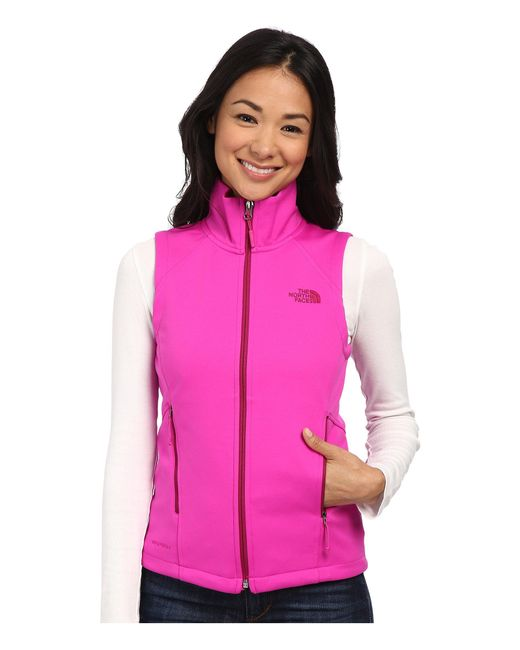 The North Face | Pink Canyonwall Vest | Lyst