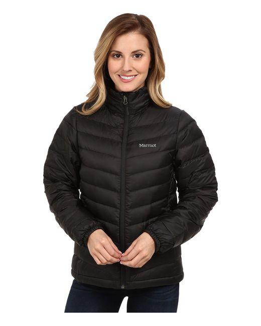 Marmot | Black Jena Jacket | Lyst
