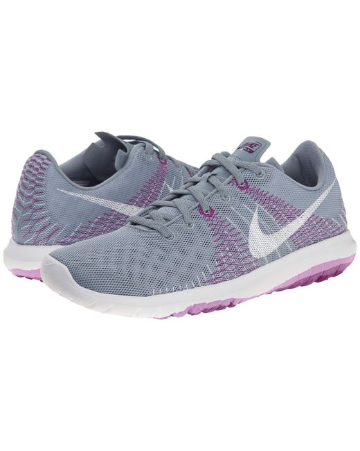 Nike | Gray Flex Fury | Lyst