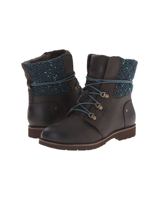 The North Face | Brown Ballard Lace Mm | Lyst